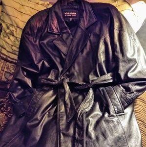 Jackets & Blazers - TRADE Wilsons XL unisex lambskin 3/4 stroller